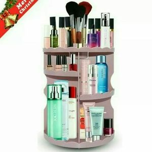 Other - 360 Degree Rotating Makeup Organizer